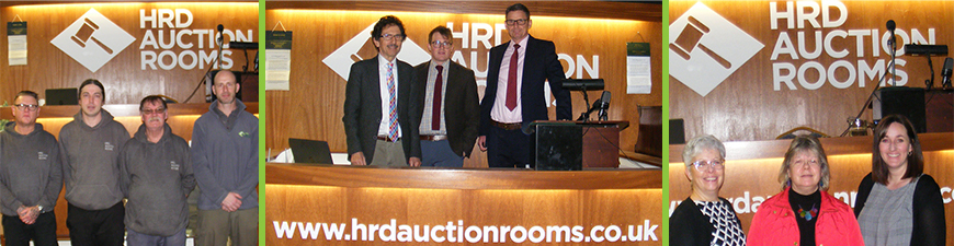 The Auction Rooms Team